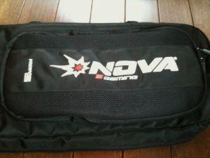 NOVA Gamingのロゴがでかでかと